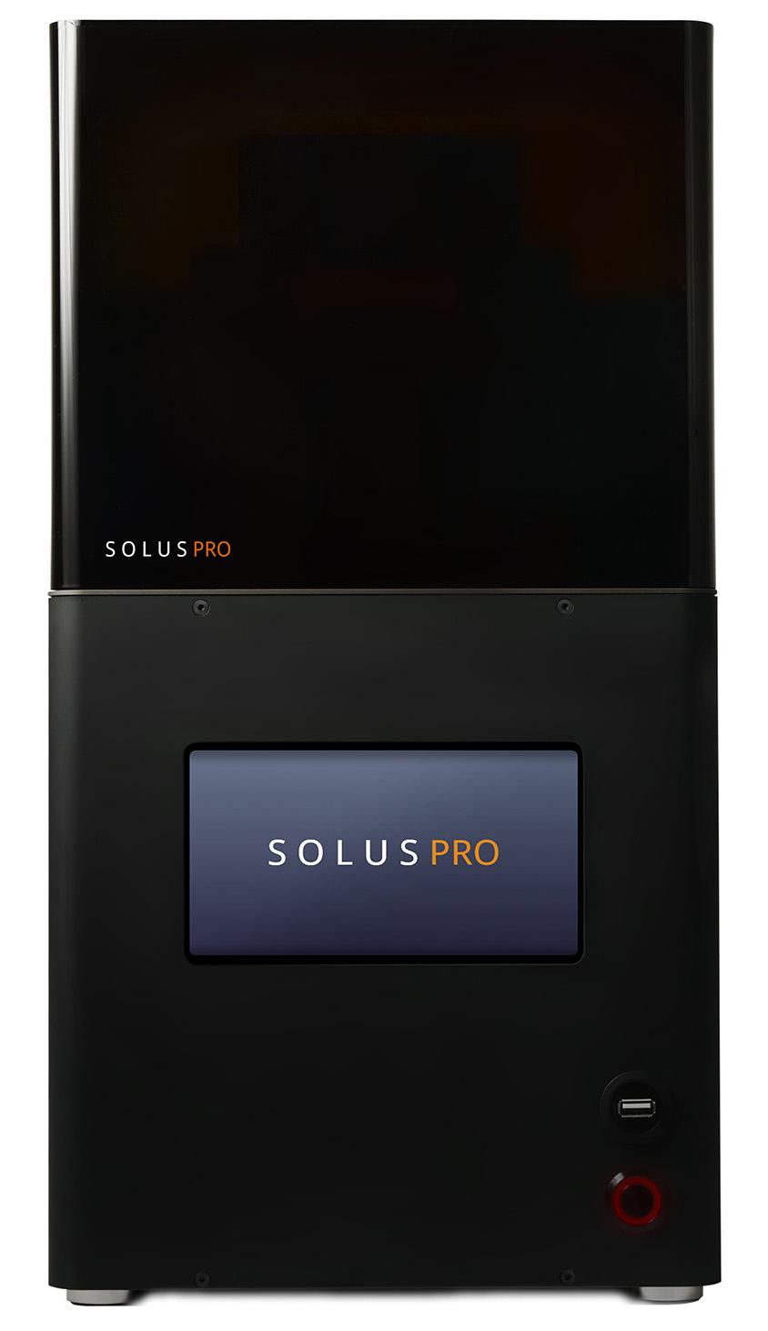 מדפסת תלת מימד Solus PRO